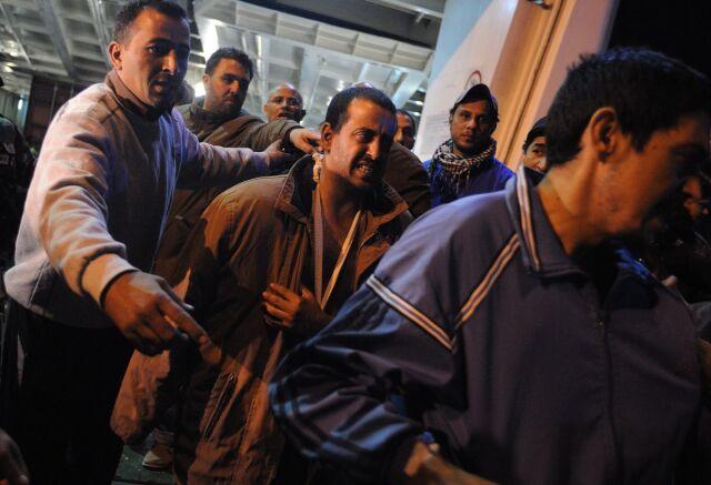 """""""Kazali nam się wycofać"""". Armia wychodzi z Misraty"""