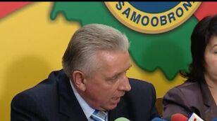 Andrzej Lepper o wykluczeniu Czarneckiego