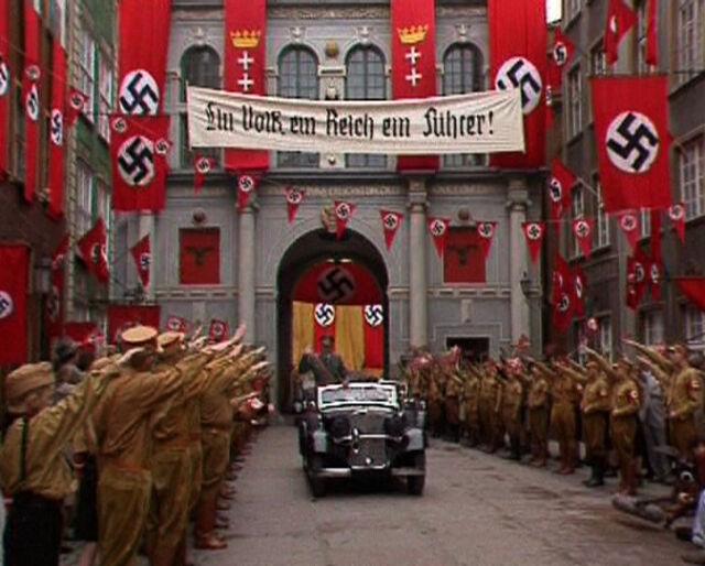 Niemcy nie odśpiewali hymnu... III Rzeszy