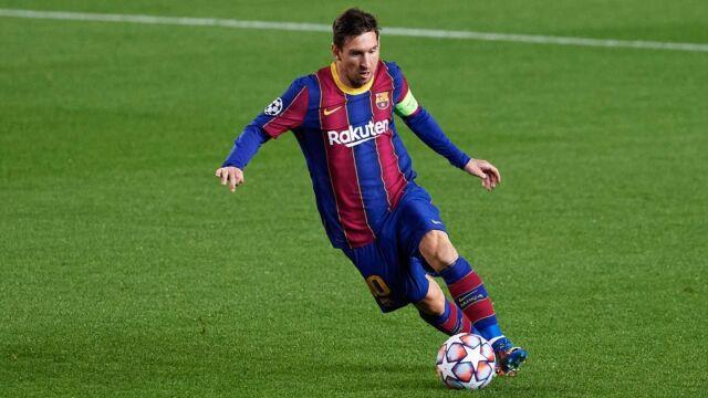 """""""The Times"""": Właściciele Manchesteru City chcą Messiego na dziesięć lat"""