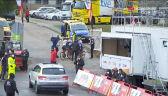 Informacja o neutralizacji ostatnich 3 kilometrów 15. etapu Vuelta a Espana