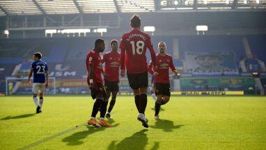 Fernandes poprowadził Czerwone Diabły do zwycięstwa
