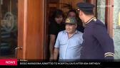 Diego Maradona trafił do szpitala