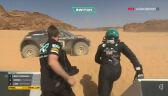 Rosberg X Racing na prowadzeniu w strefie zmian w finale Desert X Prix
