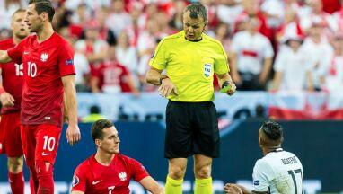 Prowadził mecz Polaków z Niemcami, będzie też sędzią starcia na Wembley