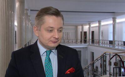 Stefaniak: PiS nie ma konkretnych argumentów, by poprzeć Tuska