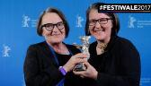 """Berlińskie jury doceniło """"Pokot"""" Agnieszki Holland"""