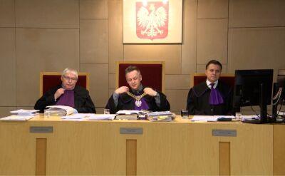 Tomasz Szmydt wraca do pracy w sądzie