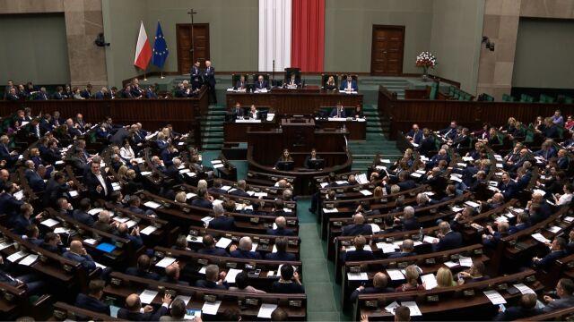 Sejm przyjął zmiany w regulaminie izby. Dotyczą wyboru członków PKW