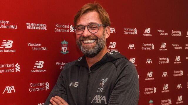 """Klopp przedłużył kontrakt z Liverpoolem. """"Jesteśmy dla siebie idealni"""""""