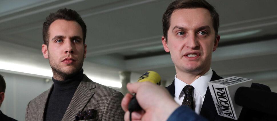 """""""Co zrobi pan Kanthak, wezwie niemieckiego sędziego przed sędziego Schaba?"""""""