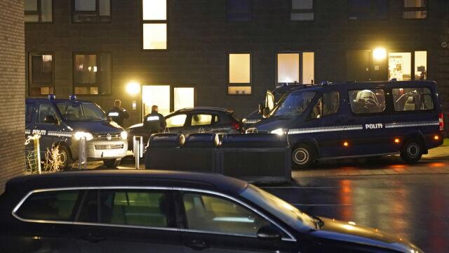 Zatrzymania podejrzanych o szykowanie zamachu w Danii.