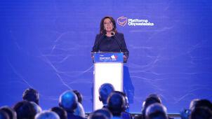 Małgorzata Kidawa-Błońska kandydatką Platformy na prezydenta