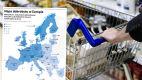 Mapa europejskiego dobrobytu. Jak wypadła Polska?