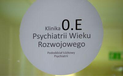 Problemy oddziałów psychiatrii dla dzieci i młodzieży