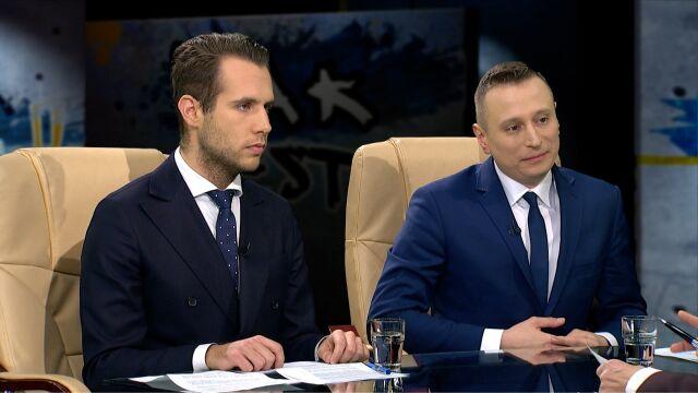Jan Kanthak i Krzysztof Brejza w Tak jest