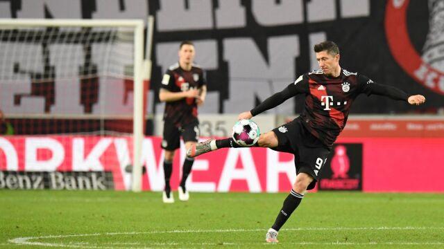 """""""Bomba"""" Lewandowskiego. Bayern przegrywał, ale odwrócił losy meczu"""