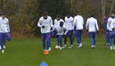 Trening Chelsea przed starciem z Rennes