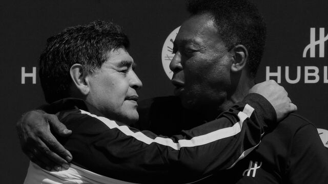"""""""Któregoś dnia będziemy wspólnie grać w piłkę w niebie"""""""