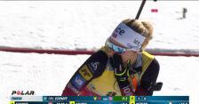 Eckhoff wygrała sprint w Novym Mescie