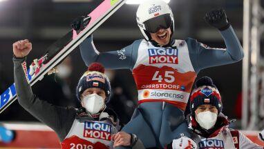 Żyła odbiera dziś złoty medal mistrzostw świata. Oglądaj w Eurosport Playerze