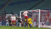 Skrót meczu RB Lipsk - Borussia Moenchengladbach w 23. kolejce Bundesligi