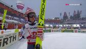 Kraft liderem po 1. serii konkursu na skoczni dużej w MŚ