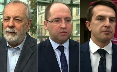 Politycy o ewentualnym przesłuchaniu prezesa PiS