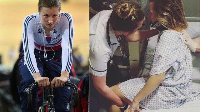 """Złamała kręgosłup i miednicę, po trzech latach wraca na polskie mistrzostwa. """"Nie powinno mnie tu być"""""""