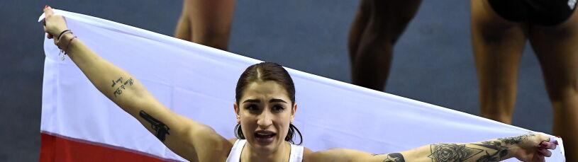 Łzy szczęścia Swobody. Popędziła po tytuł mistrzyni Europy