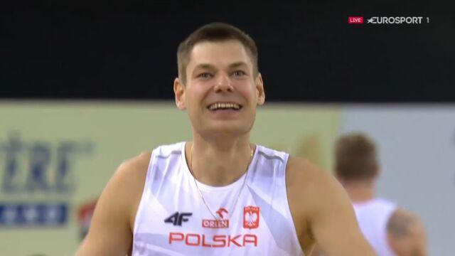 Wojciechowski mistrzem Europy w skoku o tyczce