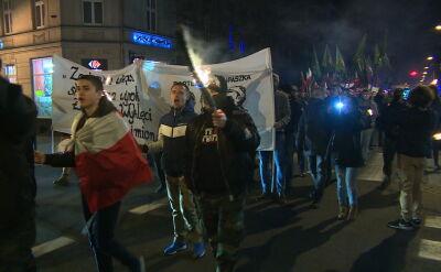Marsz Pamięci Żołnierzy Wyklętych w Katowicach