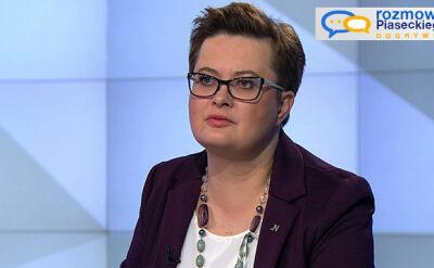 Lubnauer: plan minimum w wyborach parlamentarnych to wspólni kandydaci do Senatu