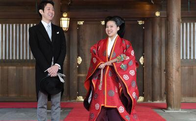 Ślub japońskiej księżniczki Ayako