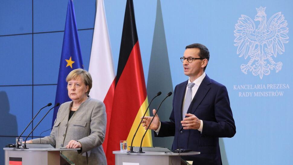 Morawiecki: jest prawdopodobne, że Polska  nie będzie częścią paktu w sprawie migracji