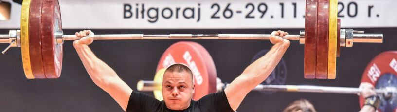 Zieliński wrócił po dyskwalifikacji. Od razu po tytuł mistrza Polski