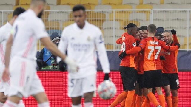 Szachtar Donieck - Real Madryt: wynik i relacja z meczu - Liga Mistrzów | Eurosport w TVN24    - Piłka nożna - TVN24