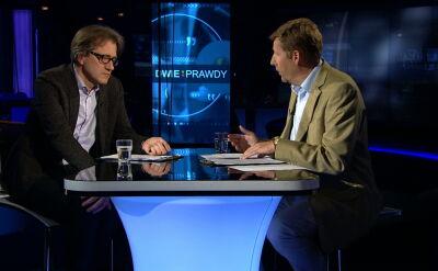 """""""Dwie prawdy"""" o napięciu na Ukrainie i o zwrocie PO na prawo"""