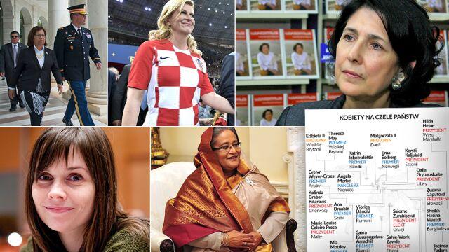 Czaputova pierwszą prezydent Słowacji. Gdzie jeszcze rządzą kobiety?