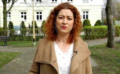 Barańska-Małuszek: jeżeli sędziowie zostaną złamani, zagrożeni będą obywatele