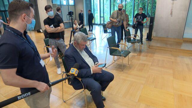Minister Ardanowski nie odpowiadał na pytania