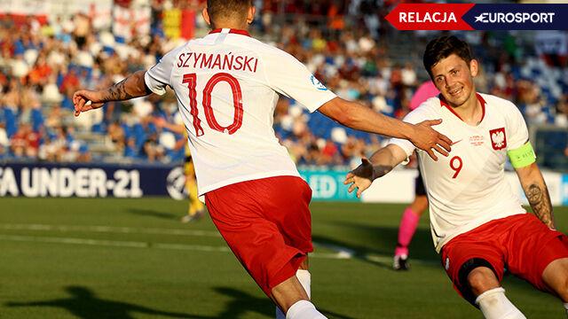Euro U-21. Polska - Włochy 1:0 [RELACJA]