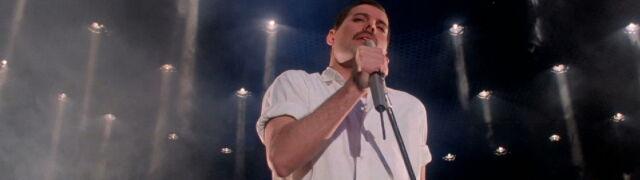 Freddie Mercury na niepublikowanym dotąd nagraniu
