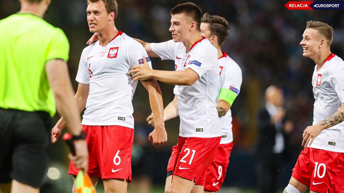 Bolonia w szoku. Młodzi Polacy prowadzą z faworytem Euro U-21