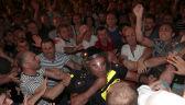 Starcia z policją w Tbilisi. Relacja dziennikarza Wojciecha Wojtasiewicza