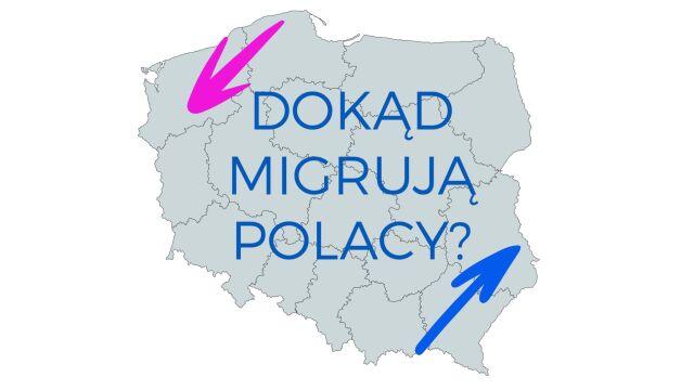Gdzie chcą żyć Polacy?