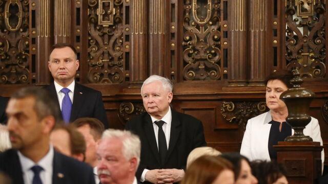 Andrzej Duda o Lechu Kaczyńskim: Chciałby, żebyśmy robili dla Polski jak najwięcej