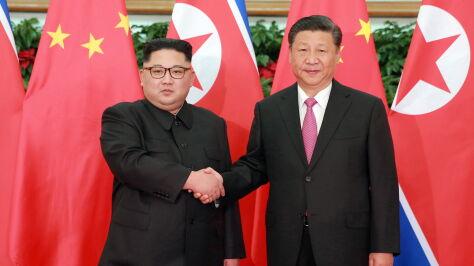 Historyczna wizyta prezydenta Chin. Xi Jinping w Korei Północnej