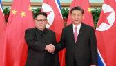 Spotkanie Kim Dzong Una i Xi Jinpinga w 2018 roku
