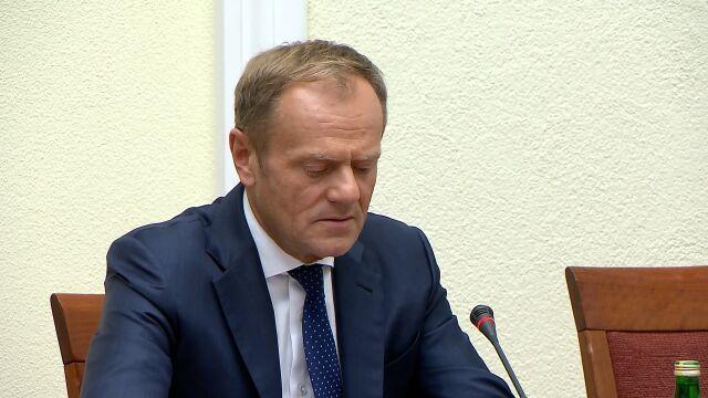 Tusk: Jakby pan przewodniczący Horała jeszcze sobie przypomniał swoje poglądy na emerytury